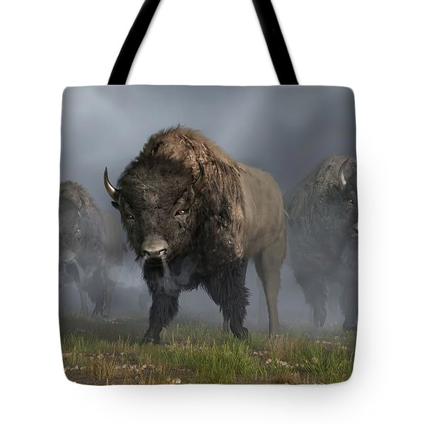 The Buffalo Vanguard Tote Bag
