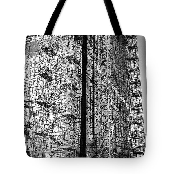 The Builders, Cape Town, South Africa Tote Bag