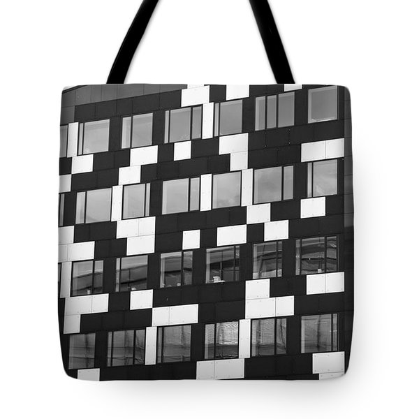 The Buildilng Tote Bag