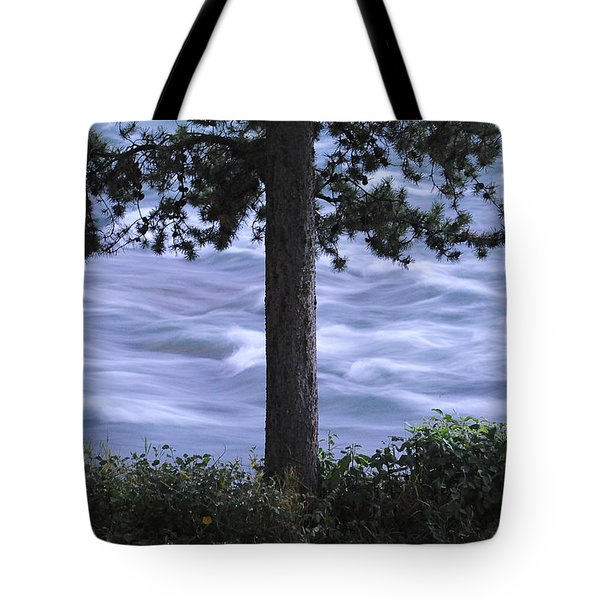 The Bulkley River Tote Bag