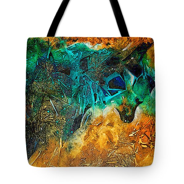 The Bull By Sharon Cummings Tote Bag by Sharon Cummings