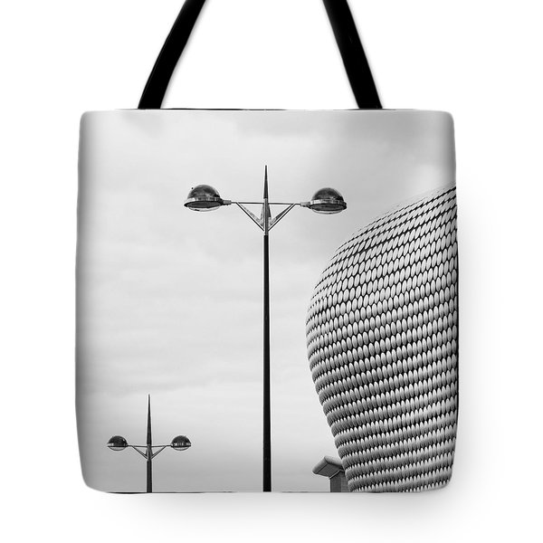 Tote Bag featuring the photograph The Bullring by Stefan Nielsen