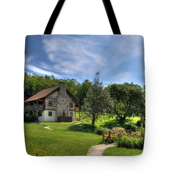The Cabin Tote Bag