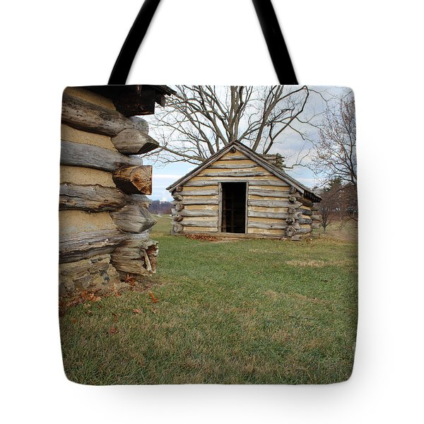 The Cabins Tote Bag