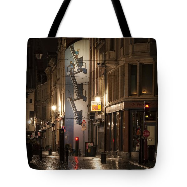 The Calculus Affair Tote Bag by Juli Scalzi