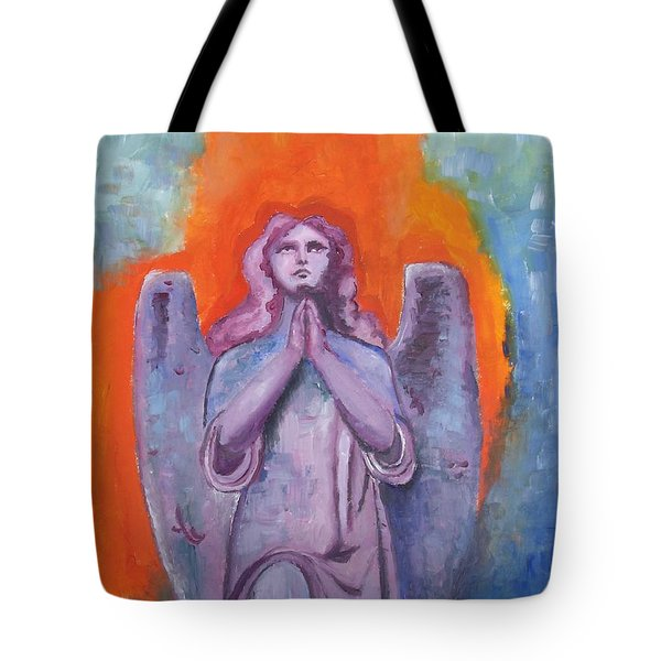 The Calling Tote Bag by Venus