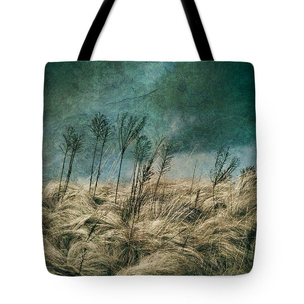 The Calm In The Storm II Tote Bag