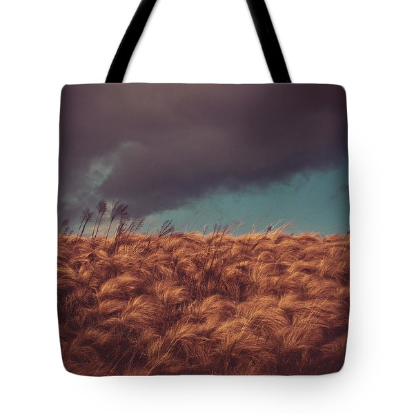 The Calm In The Storm Tote Bag