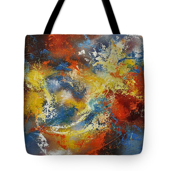 The Calm Through The Storm Tote Bag