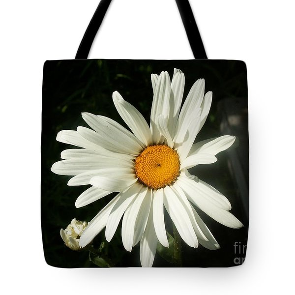 The Camomile Tote Bag by Evgeny Pisarev