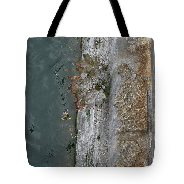 The Canal Water Tote Bag