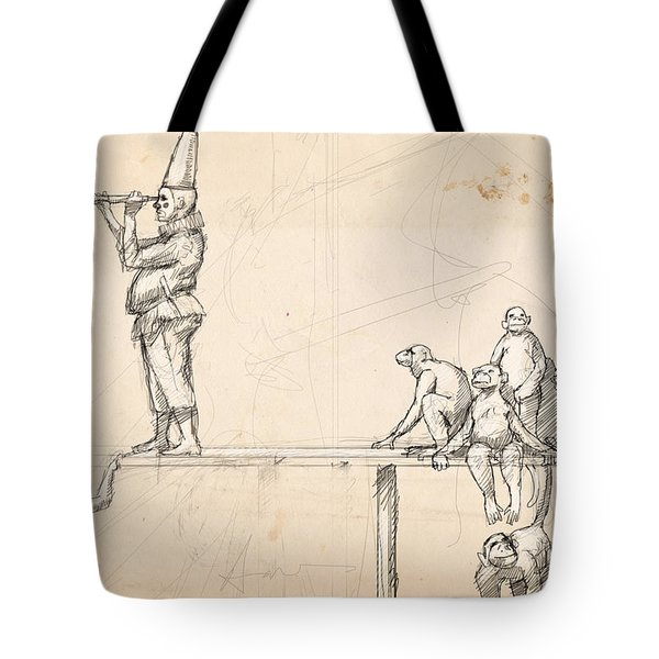 The Captain Tote Bag by H James Hoff