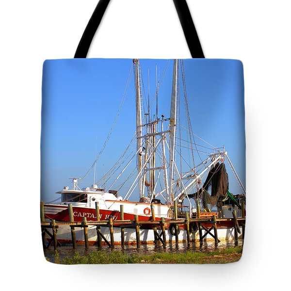 The Captain Hw Tote Bag