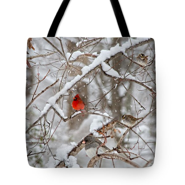 The Cardinal Rules Tote Bag