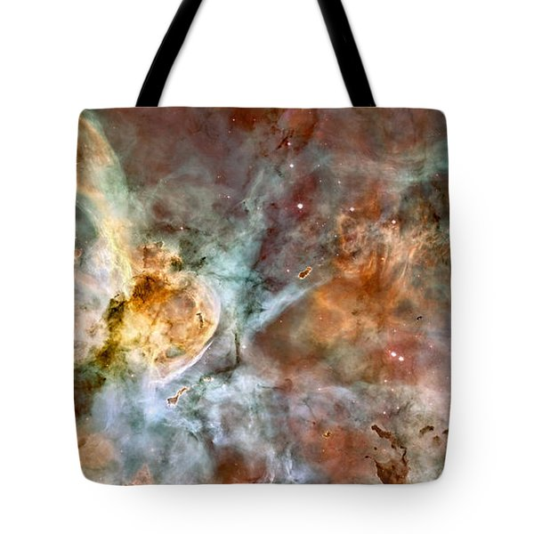 The Carina Nebula Tote Bag