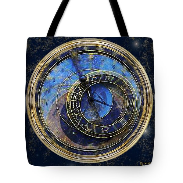 The Carousel Of Time Tote Bag