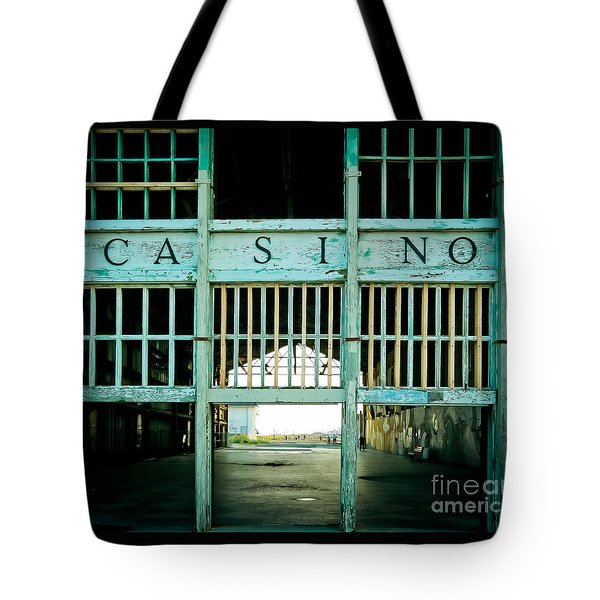 The Casino Tote Bag
