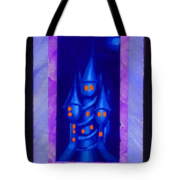 The Castle Tote Bag