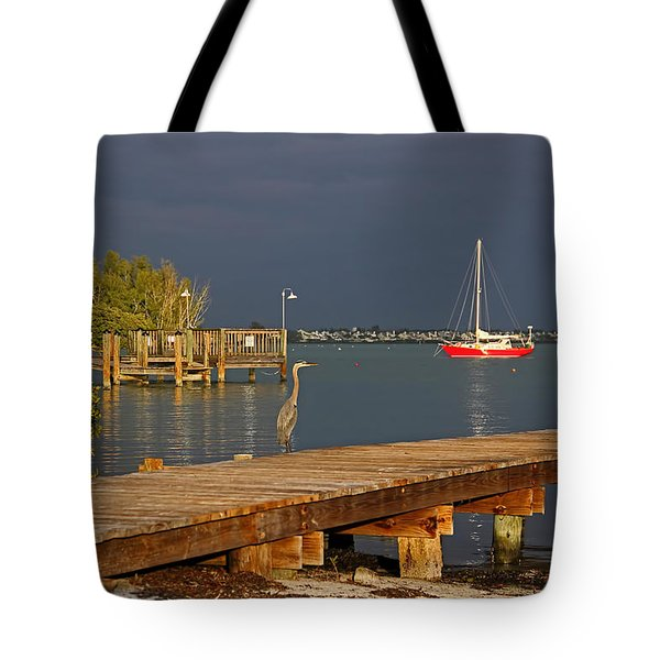 The Casual Observer Tote Bag by HH Photography of Florida
