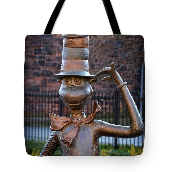 The Cat In The Hat Tote Bag