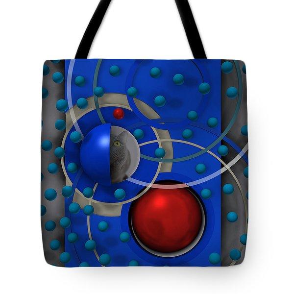 The Cat-s Eye Tote Bag