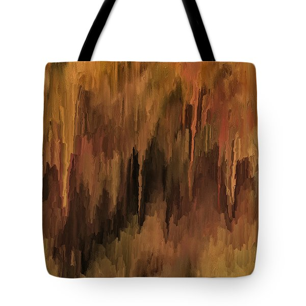 The Cave Tote Bag by Michael Pickett