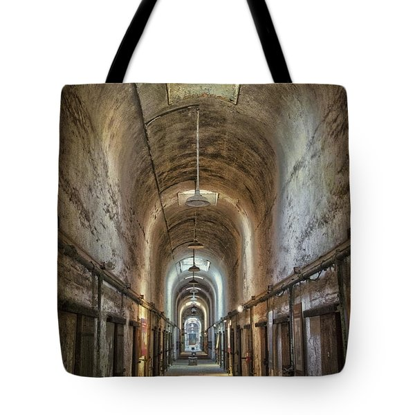 The Cell Block Tote Bag