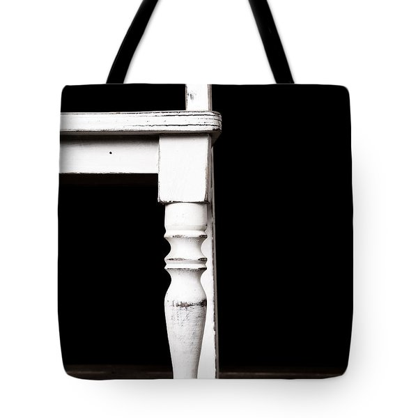 The Chair Tote Bag by Edward Fielding