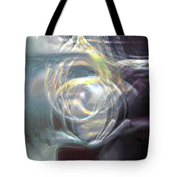 The Chamber Tote Bag
