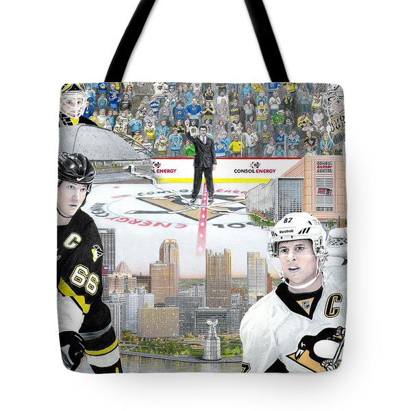 The Changing Of The Guard Tote Bag