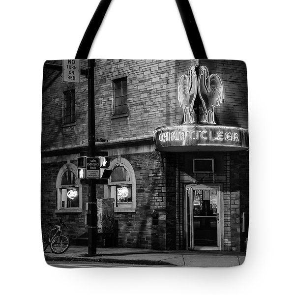 The Chanticleer Tote Bag