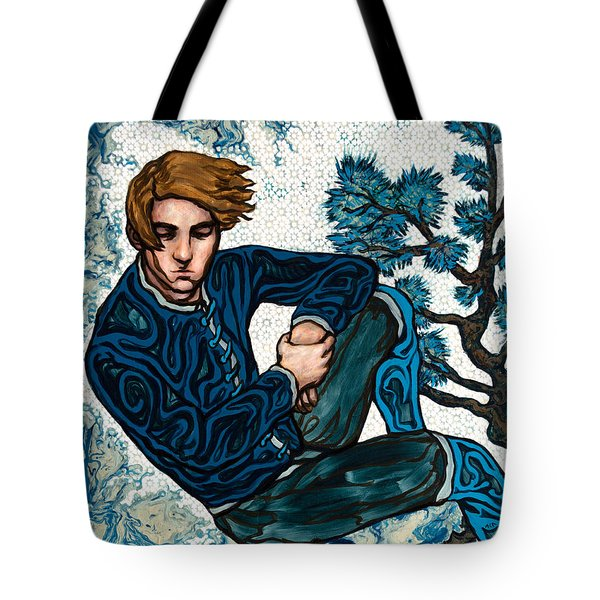 The Chaste One Tote Bag