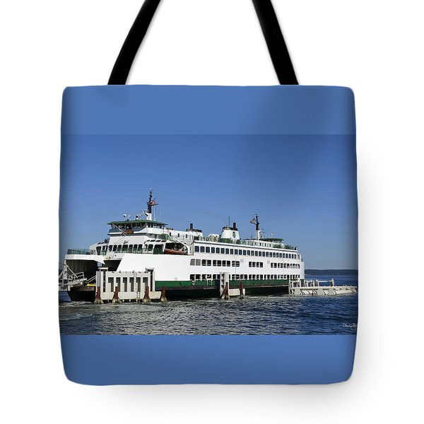 The Chelan Tote Bag