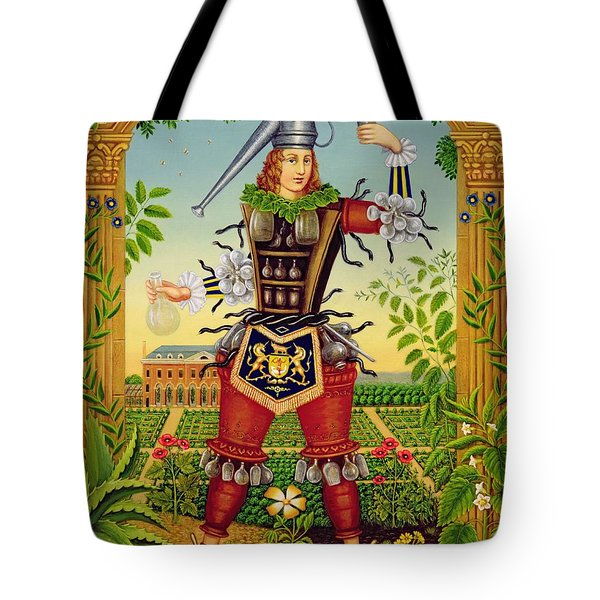 The Chelsea Physic Gardener Tote Bag