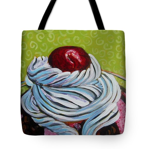The Cherry On Top Tote Bag
