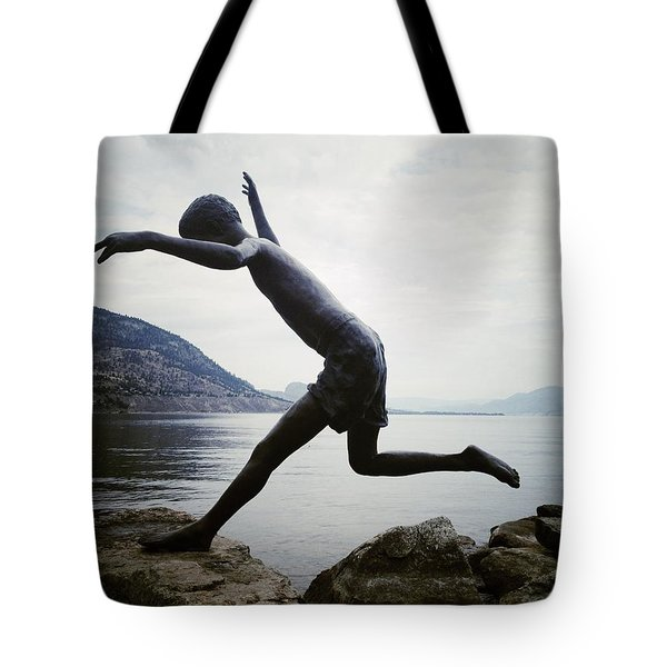 The Child In Me Tote Bag