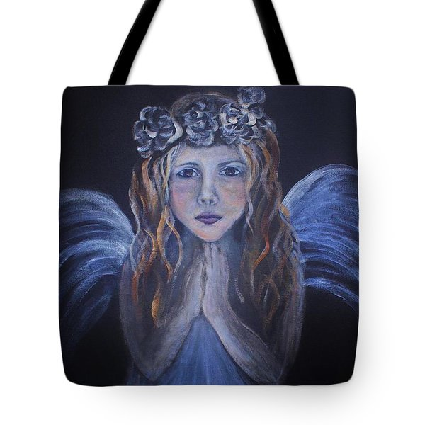 The Child Within Tote Bag by The Art With A Heart By Charlotte Phillips