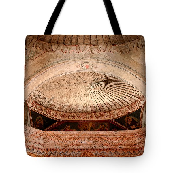 The Choir Loft Tote Bag by Joe Kozlowski