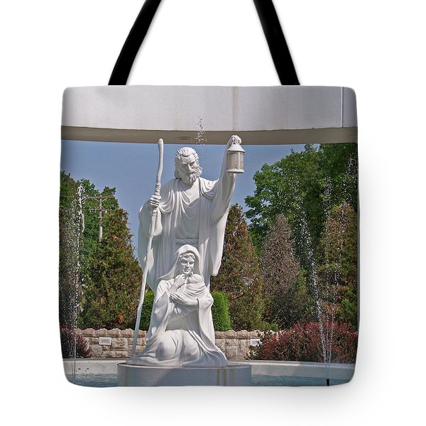The Christ Child Tote Bag