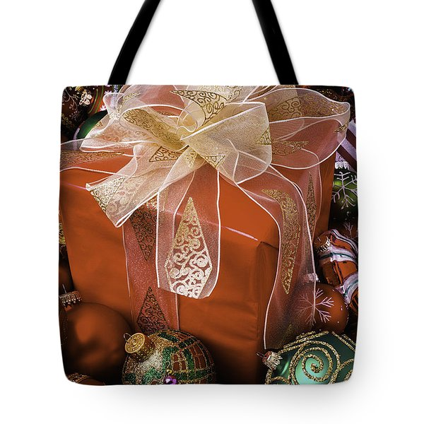 The Christmas Present Tote Bag