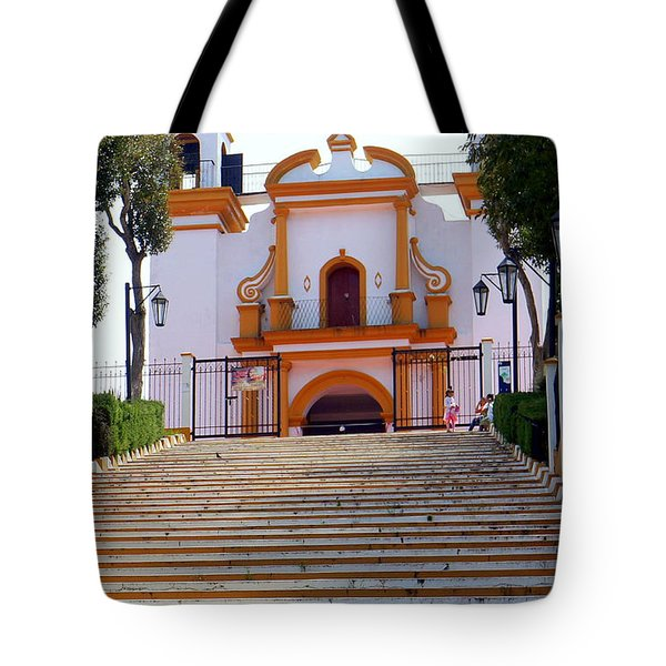 The Church Of Guadalupe 1 Tote Bag