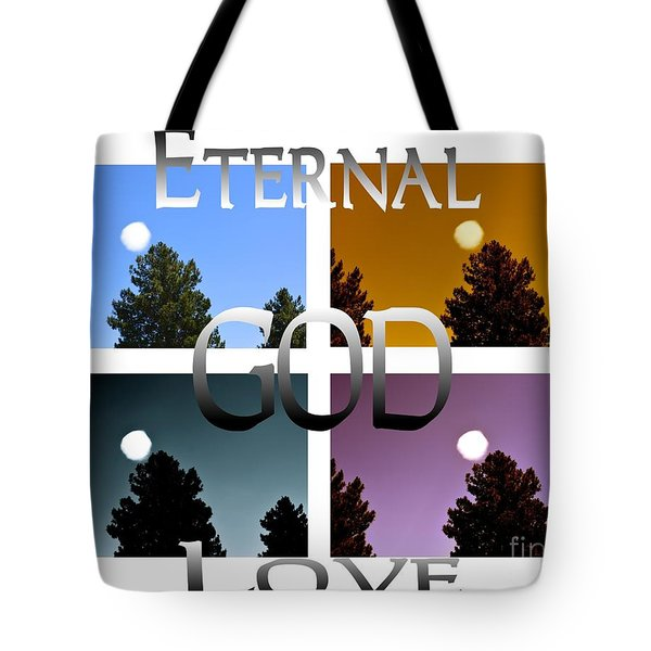 Tote Bag featuring the photograph The Circle Cloud by Carla Carson