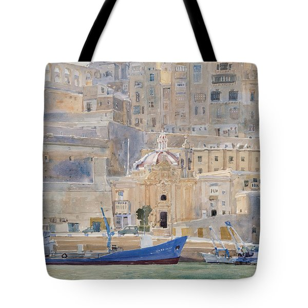 The City Of Stone Tote Bag