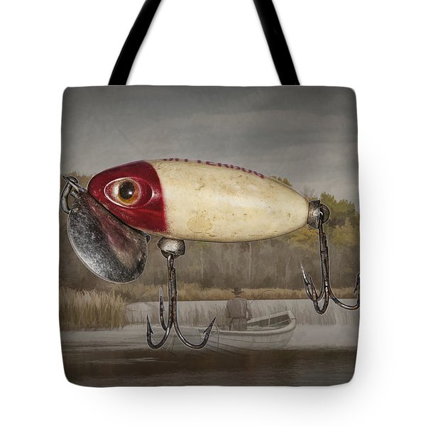 The Classic Jitterbug Tote Bag