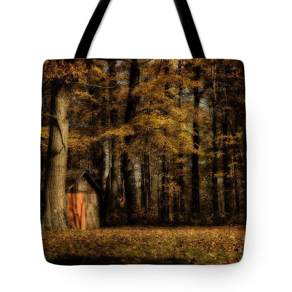The Clearing Tote Bag by Lois Bryan