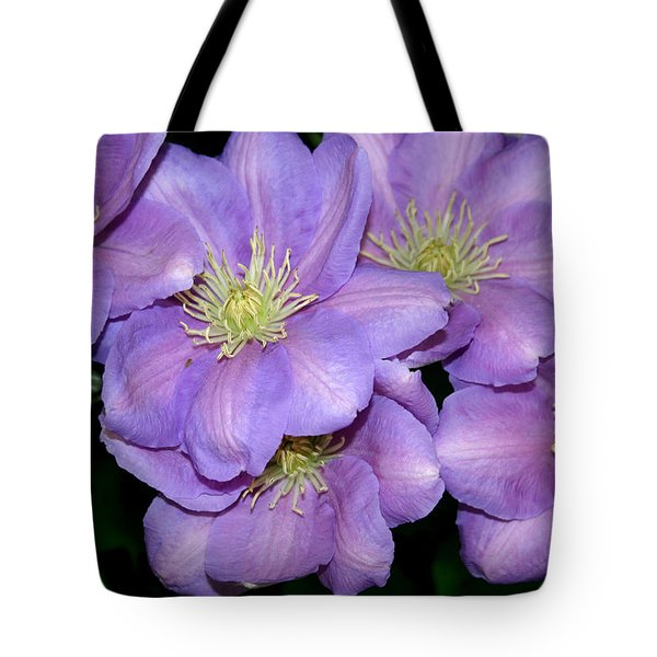 The Clematis Gang Tote Bag by Sarah OToole