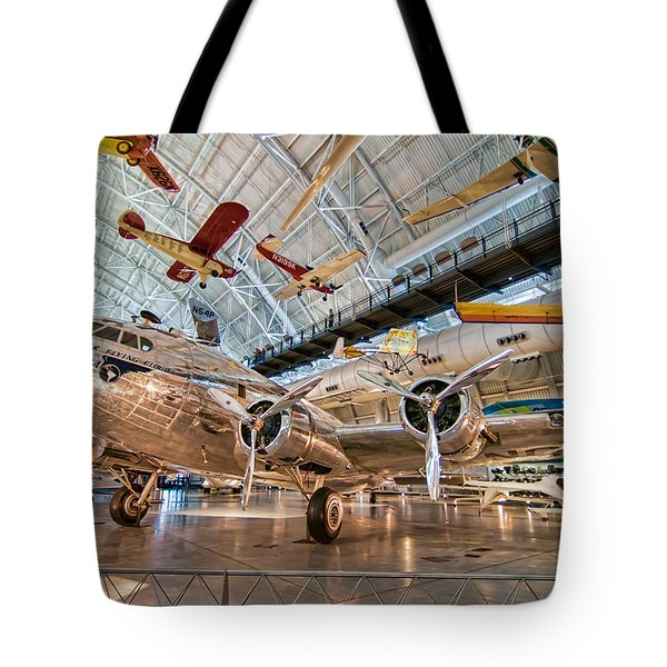 The Clipper Flying Cloud Tote Bag