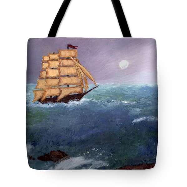 The Clipper Tote Bag