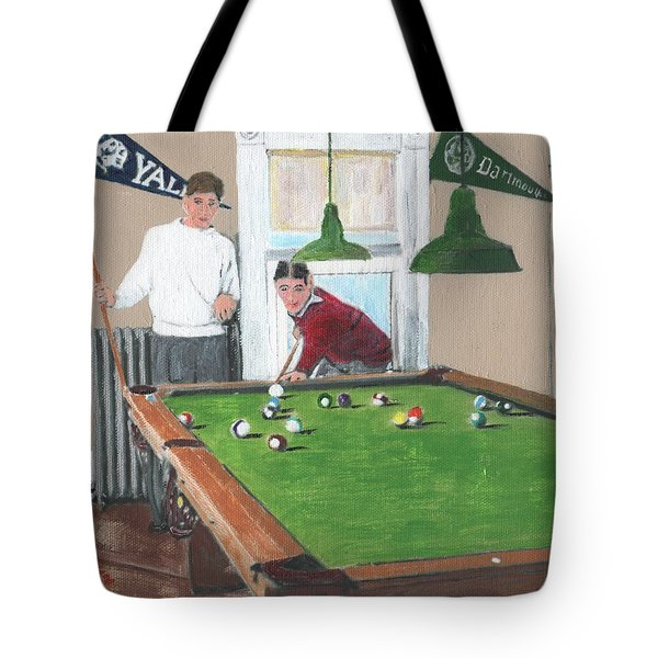 The Club House Tote Bag