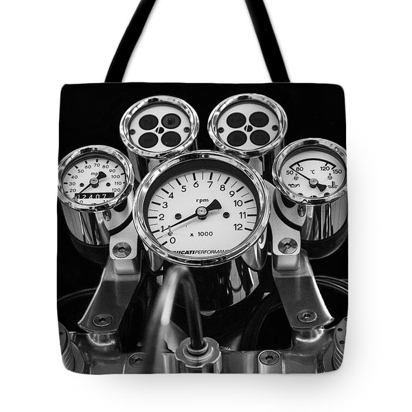 The Cluster Tote Bag